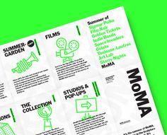 MoMA — Athletics — A cross-disciplinary creative agency based in New York City