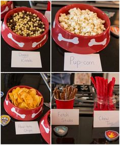 Paw Patrol Bday Party @ Rub Some Dirt On It #pawpatrol #pawpatrolbday #pawpatrolpartyideas
