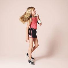 Ready, steady... ♂️ @barbie #msgmkids . . #msgm #msgmstore #msgmcrew #msgmss17 #barbie #barbiestyle #kidsfashion #kidsstyle #kidswear #kidsphotography #girlsfashion #activewear #sportswear #gym #upsidedown #tv_kidz #ss17collection #ss17