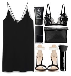 """Untitled #120"" by veronika-m ❤ liked on Polyvore featuring MANGO, Gianvito Rossi, Marc Jacobs and NARS Cosmetics"