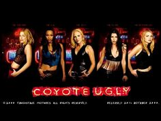 Coyote Ugly!