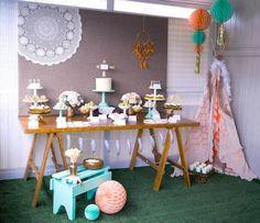 decoracion vintage para fiestas - Buscar con Google