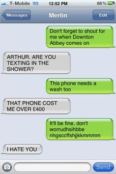gosh Arthur!