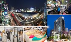 韓国旅行のマストコース!眠らない街・東大門市場ガイド