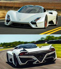 SSC Tuatara has and just might be the fastest street-legal hypercar. Jaguar Xk, Jaguar E Type, Lamborghini Huracan Spyder, Koenigsegg, New Supercars, Roadster, Futuristic Cars, Unique Cars, Sweet Cars