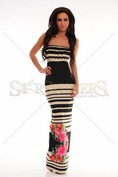 Rochie MissQ Distinct Serenity Black