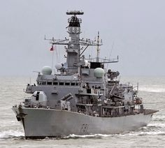 hms sutherland f 81 type 23 frigate royal navy