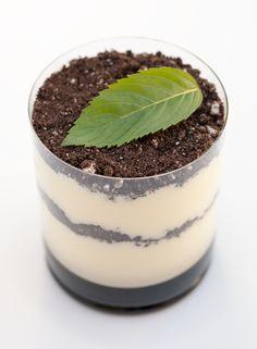 vanilla mascarpone cream with oreo - Vanille Mascarpone Creme mit Vanille