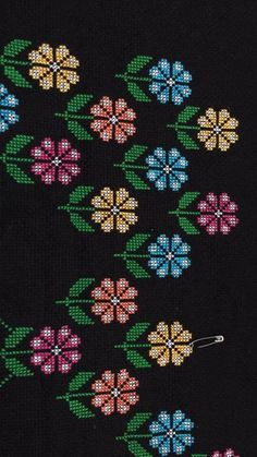 This post was discovered by Necibe Duru. Discover (and save!) your own Posts on Unirazi. Cross Stitch Bookmarks, Cross Stitch Art, Cross Stitch Borders, Cross Stitch Flowers, Cross Stitch Designs, Cross Stitching, Cross Stitch Patterns, Hand Embroidery Stitches, Hand Embroidery Designs