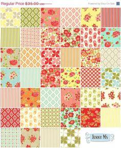 Marmalade - by Moda Fabrics