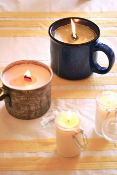 Hey Wanderer: the ultimate diy candle guide