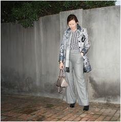 FIFTYFABULOUS, Stylecuratrix: GREY MATTER Gray Matters, Duster Coat, Grey, Jackets, Women, Style, Fashion, Gray, Down Jackets