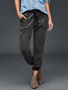 1969 denim knit joggers Product Image                                                                                                                                                                                 More
