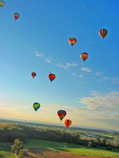 Shenandoah Valley Balloons, Virginia