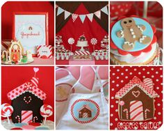 Start a new tradition this holiday and host a Gingerbread House Decorating Party, we'll show you how.