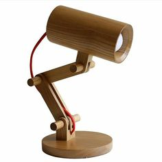 Cute minimal desk lamp