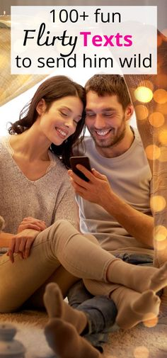 100+ Flirty texts for him including text messages for him or her to send your crush wild including funny text messages, text messages for your boyfriend or girlfriend long distance, for husbands and wives including quotes, songs and cute poems to text. The best cute, romantic and hilarious messages here! #textrelationships #thingstotext #ilikeyoutexts #funtexts Flirty Messages For Him, Flirty Texts For Him, Funny Text Messages, Cute Texts, Funny Texts, Missing You Quotes For Him Distance, I Miss You Text, Morning Texts For Him, Flirty Funny