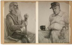 Academical Artworks II by Iva Ivanova, via Behance Portfolio Site, Online Portfolio, Painting & Drawing, Artworks, Behance, Fine Art, Drawings, Creative, Sketch
