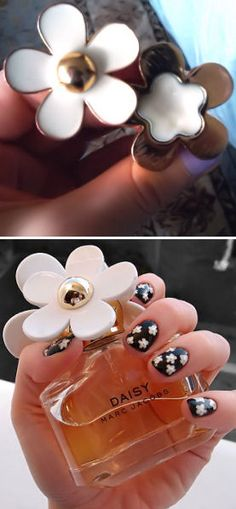 Marc Jacobs Daisy Ring filled with Solid Daisy Perfume <3 #want