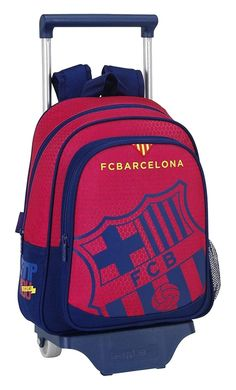 Safta 077064 F. Barcelona Mochila Tipo Casual, Color Azul y Granate Fc Barcelona, Hiking Backpack, Color Azul, School Bags, Suitcase, Under Armour, Backpacks, Casual, Grammar Worksheets