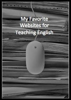 I have a pinterest board dedicated to useful teaching websites . Here is a list of my favorite ones to use with my English classes.....