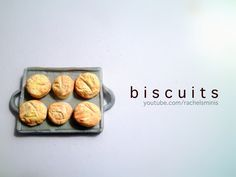 NEW TUTORIAL UP! Breakfast Biscuits: https://www.youtube.com/watch?v=snJRJ-G5KtE