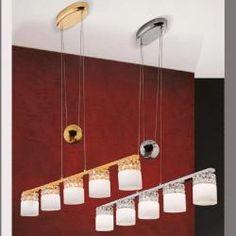 Tuscanor - Modern 5 Light Pendant - HL 6-1588/5