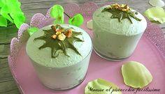 Mousse al pistacchio facilissima - I Sapori di Ethra
