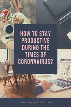 Here are some tips on how to be productive and healthy at home amidst the spread of coronavirus. Daily List, Healthy Brain, Stay Active, Bad Food, Do You Work, Stay Focused, Burn Calories, Take Care Of Yourself, Productivity