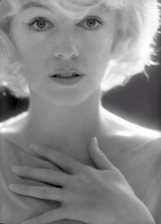 Marilyn Monroe by Willy Rizzo, 1962