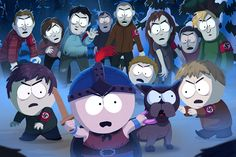South Park: The Stick of Truth - OMC Mini Review - 9/10 'Funk Yeah Amazing!'  - http://oldmancorner.co.uk/blog/games/south-park-stick-truth-omc-mini-review/
