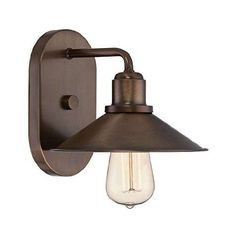 Designers Fountain 85401-OSB Wall Sconce In Old Satin Brass