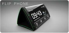 Smartphone com 3 ecrans (gadget)