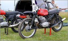 Vintage MZ motocross