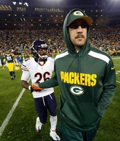 A. Rodgers is such a hater!