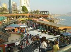 miraflores peru - Must eat at Cafe Cafe. It was amazing with the best ocean views !!