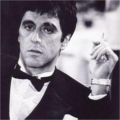Scarface Al Pacino as Tony Montana
