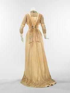 Dress (American)      1909–11