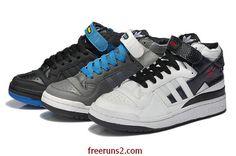 Http: / / / Adidas Originals Forum Mid zapatos hombre negra
