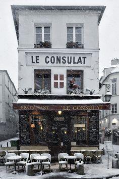 Montmartre  //  Paris