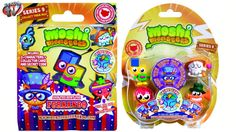 Moshi Monsters Series 9: 5 Figure Pack Toy Review, Vivid - http://www.princeoftoys.visiblehorizon.org/moshi-monsters-toy-reviews/moshi-monsters-series-9-5-figure-pack-toy-review-vivid/