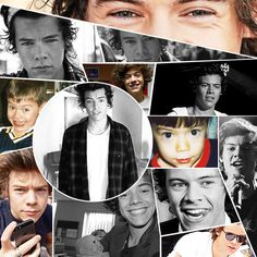 Happy 20th birthday Harry :)