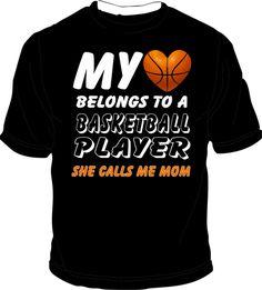 My Heart Basketball for Girls sports