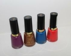 Review, Swatches: Revlon Rio Rush 2014 Summer Collection – Nail Polish #bstat