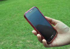Descargar  Imágenes gratis de  Telefono Android en mano mobile