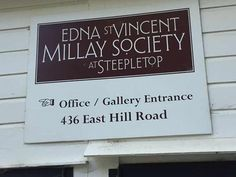 The Culture Trip NY |Edna St. Vincent Millay's New York Blog Page, North America, Road Trip, Canada, Culture, York, Usa, U.s. States