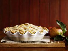 Pretty Pie Crust: Emile Henry Artisan Ruffled Pie Dish