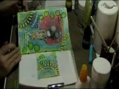 french videos in art journaling