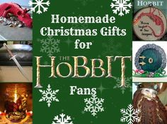 Handmade Christmas Gifts for 'The Hobbit' Fans