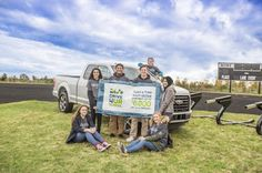 the Velde Voice: Ford Drive 4 UR School and Drive 4 UR Community